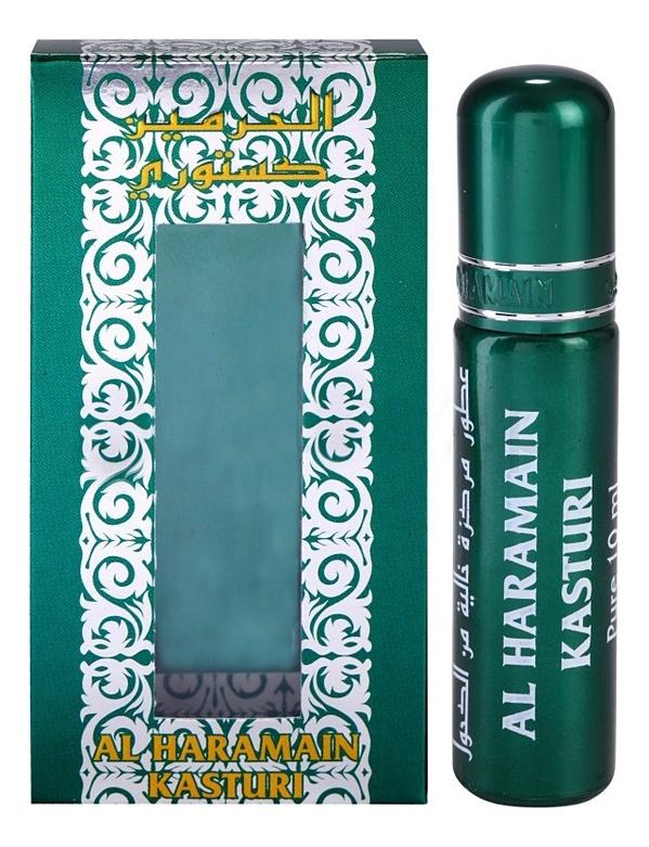 Купить Al Haramain Perfumes Kasturi: масляные духи 10мл