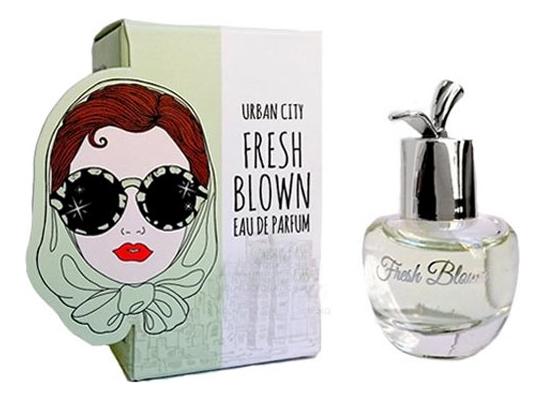 Baviphat Urban City Fresh Blown Eau De Parfum No 4 Vermouth & Cassis: парфюмерная вода 8мл