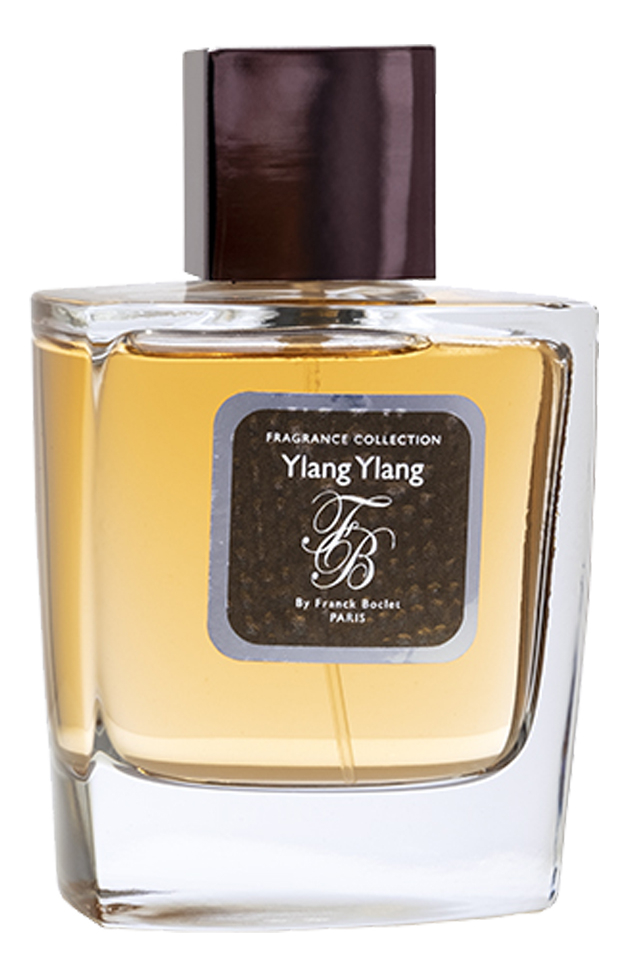 Купить Ylang Ylang: парфюмерная вода 2мл, Franck Boclet