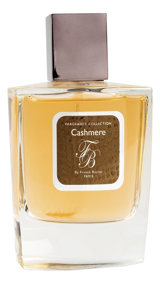Купить Cashmere: парфюмерная вода 2мл, Franck Boclet