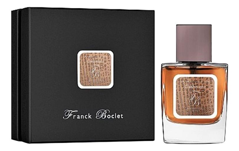 Купить Cashmere: парфюмерная вода 100мл, Franck Boclet