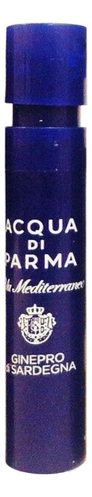 Купить Acqua Di Parma Ginepro Di Sardegna: туалетная вода 2мл