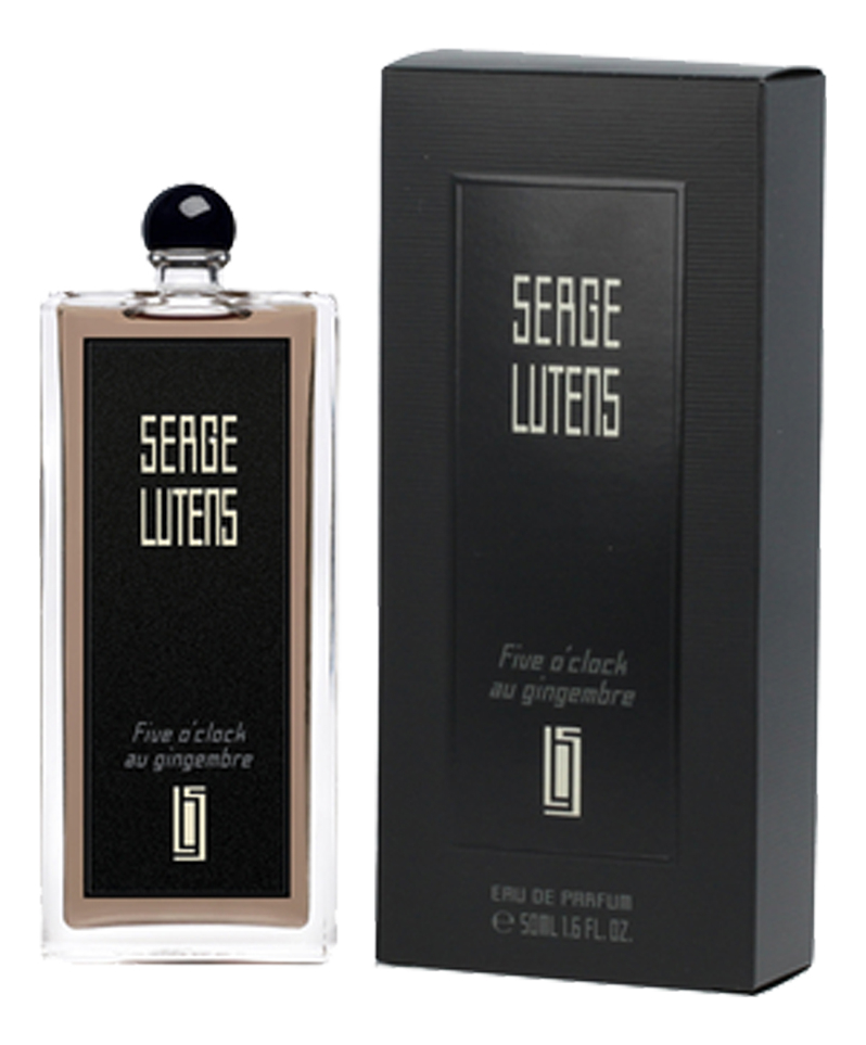 Serge Lutens Five OClock Au Gingembre: парфюмерная вода 50мл