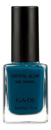 Лак для ногтей Crystal Glow Nail Enamel 13мл: 491 Denim Dream