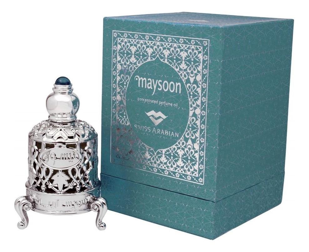 Maysoon: масляные духи 15мл недорого