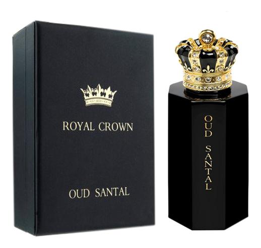 Royal Crown Oud Santal : парфюмерная вода 100мл