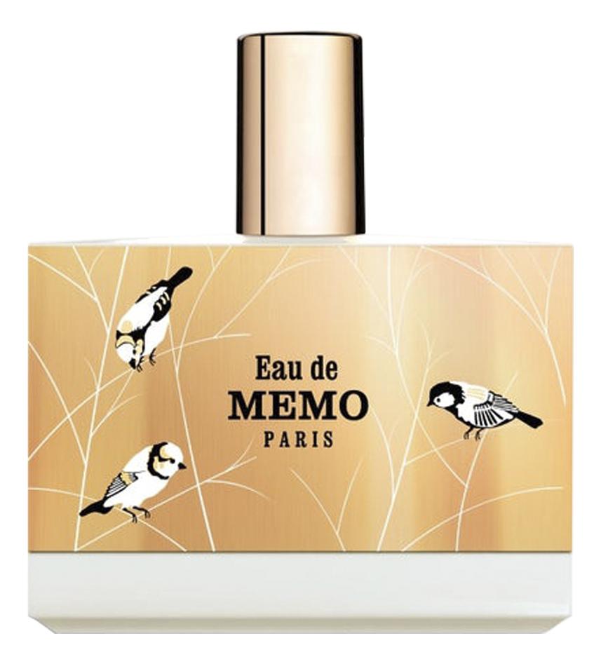 Memo Eau De Memo: парфюмерная вода 2мл
