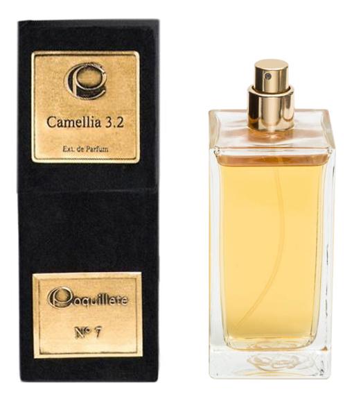Купить Coquillete Camellia 3.2: духи 100мл