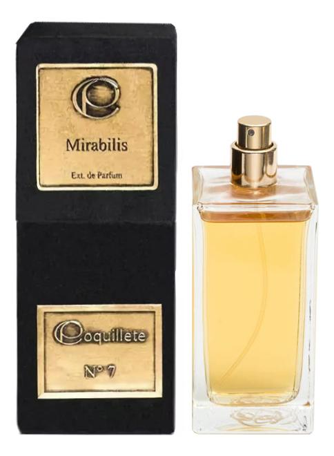 Купить Coquillete Mirabilis: парфюмерная вода 100мл