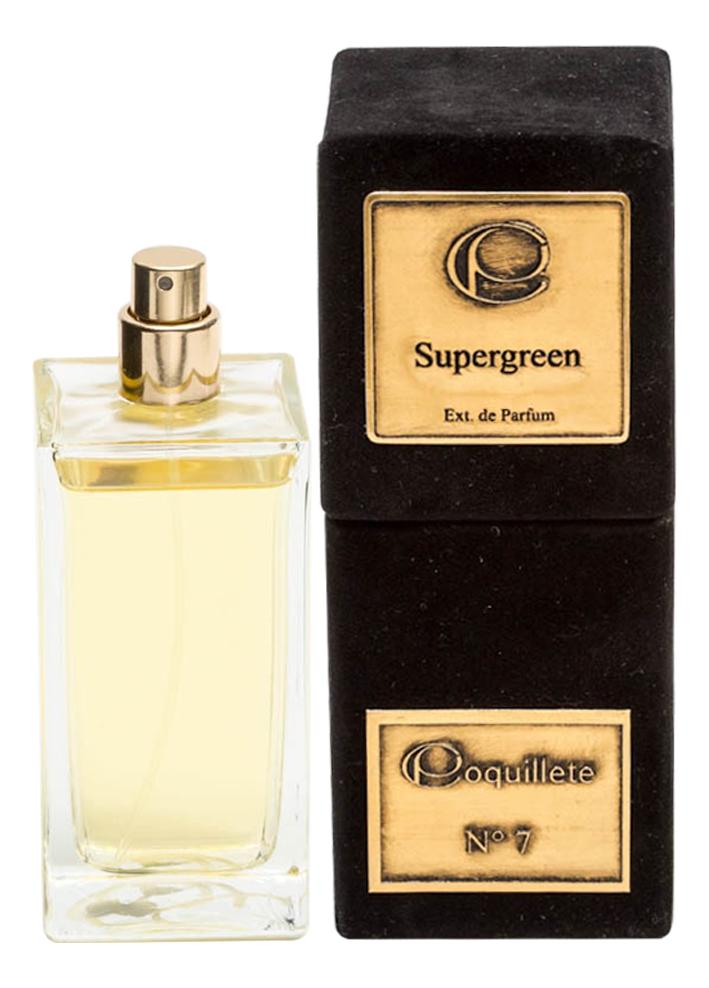 Купить Supergreen: парфюмерная вода 100мл, Coquillete