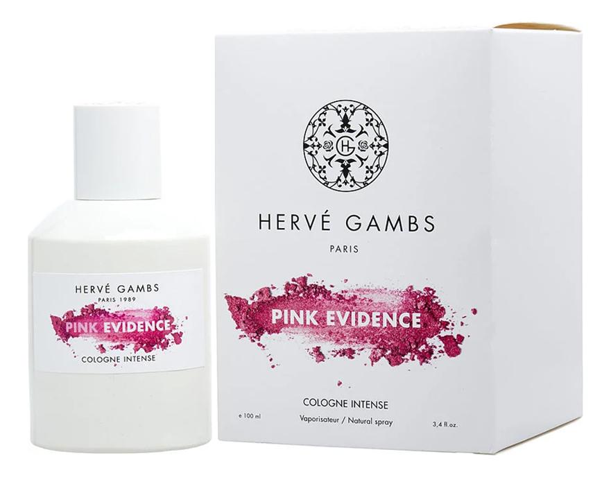 цена Herve Gambs Paris Pink Evidence: одеколон 100мл онлайн в 2017 году