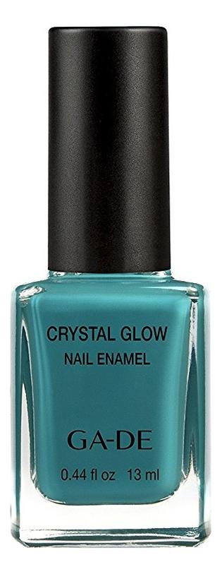 Лак для ногтей Crystal Glow Nail Enamel 13мл: 530 Biscay Bay