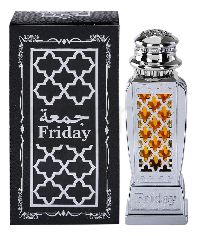 Friday: масляные духи 15мл black oudh масляные духи 15мл