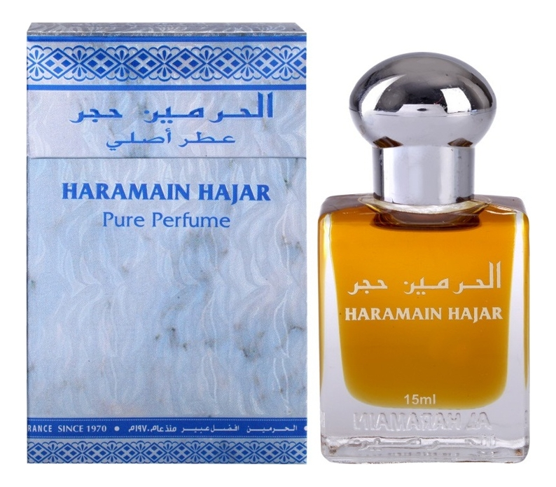 Al Haramain Perfumes Hajar: масляные духи 15мл фото