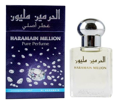 Million: масляные духи 15мл black oudh масляные духи 15мл