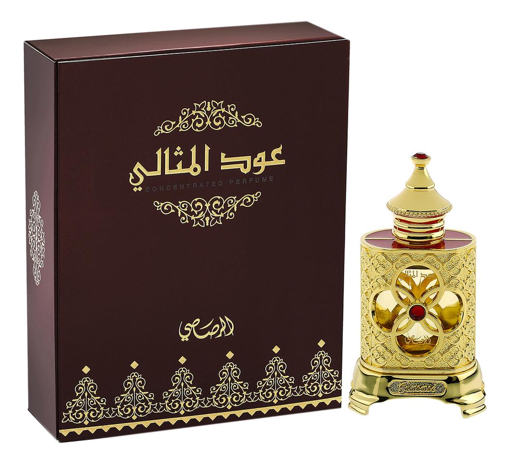 Oudh Almethali: масляные духи 15мл black oudh масляные духи 15мл