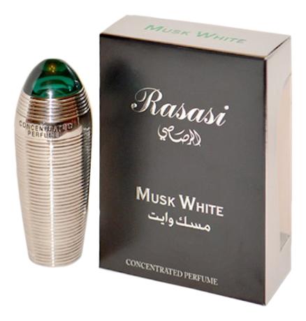 Купить Musk White: масляные духи 5мл, Rasasi