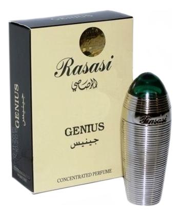 Rasasi Genius: масляные духи 5мл