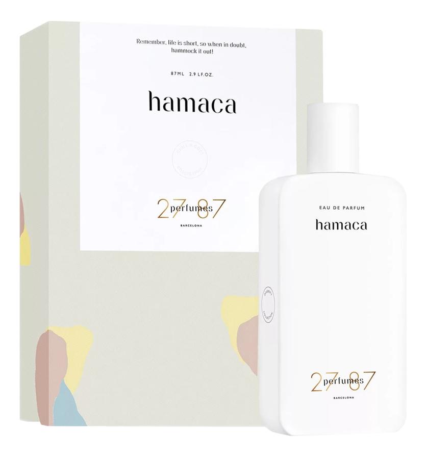 Купить Hamaca: парфюмерная вода 87мл, 27 87 Perfumes
