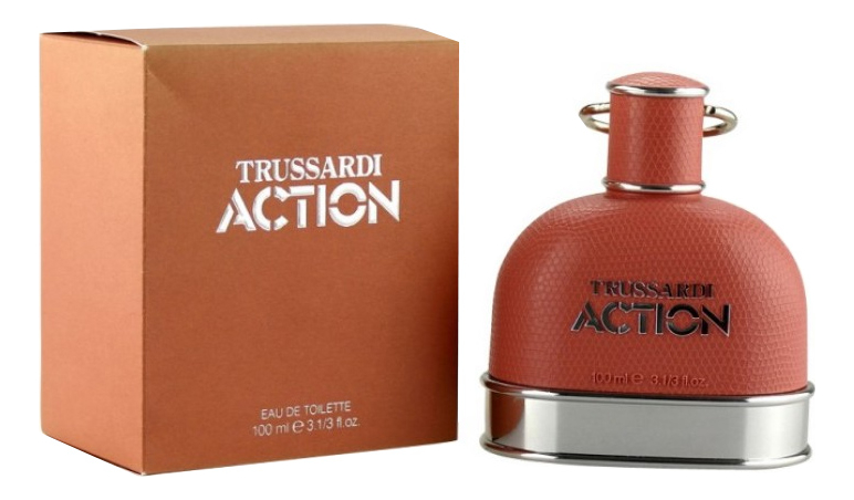 Trussardi Action Donna: туалетная вода 100мл