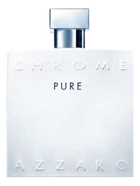 Azzaro Chrome Pure: туалетная вода 100мл тестер loris azzaro onyx туалетная вода тестер 100 мл