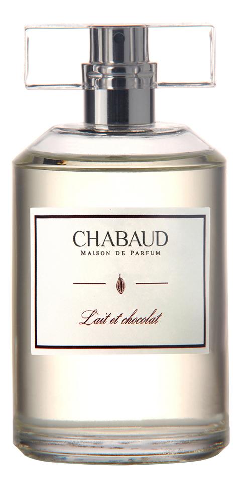 Купить Lait Et Chocolat: туалетная вода 2мл, Chabaud Maison de Parfum