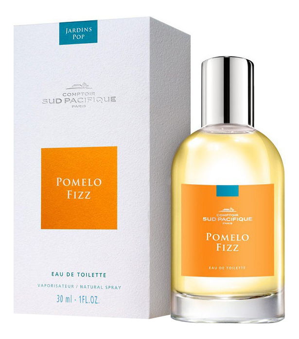Купить Pomelo Fizz: туалетная вода 30мл, Comptoir Sud Pacifique