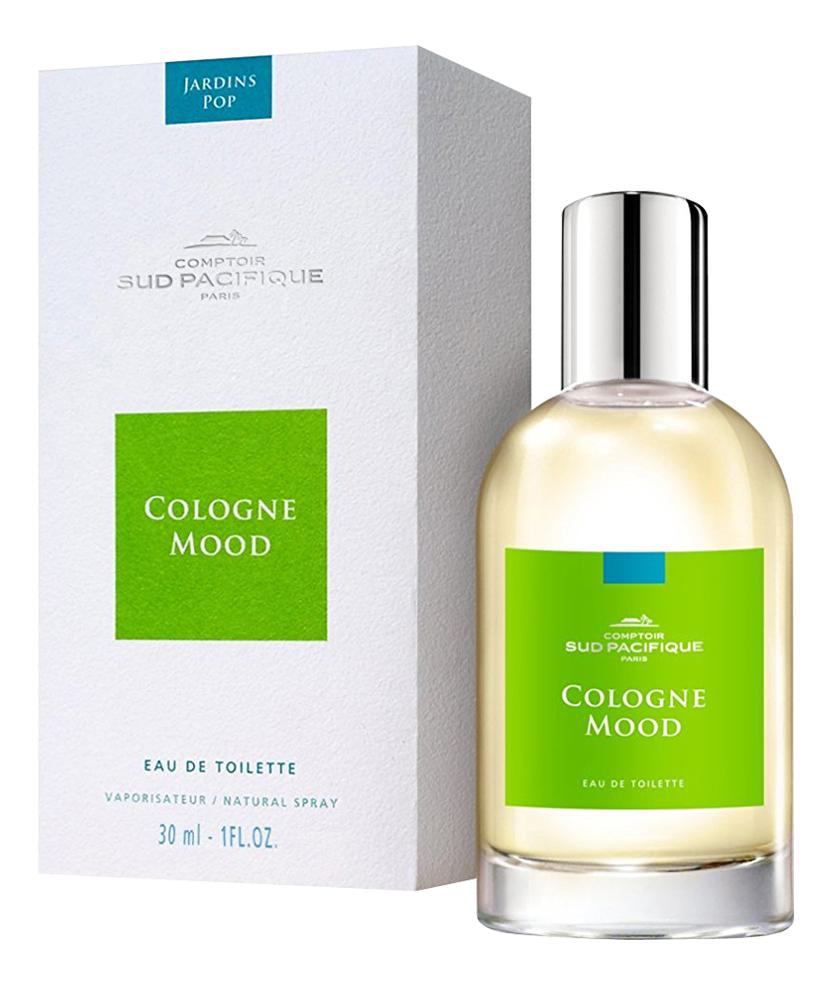 Купить Cologne Mood: туалетная вода 30мл, Comptoir Sud Pacifique