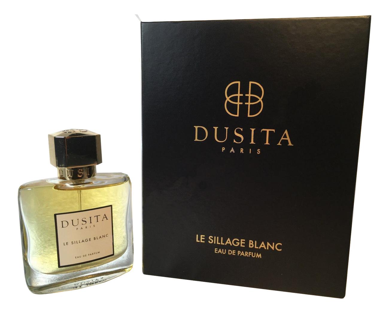 Le Sillage Blanc: парфюмерная вода 50мл жидкость сливки chanel le blanc spf30 20ml