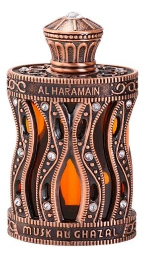 Al Haramain Perfumes Musk Al Ghazal: масляные духи 1мл al haramain perfumes meeqat gold масляные духи 1мл