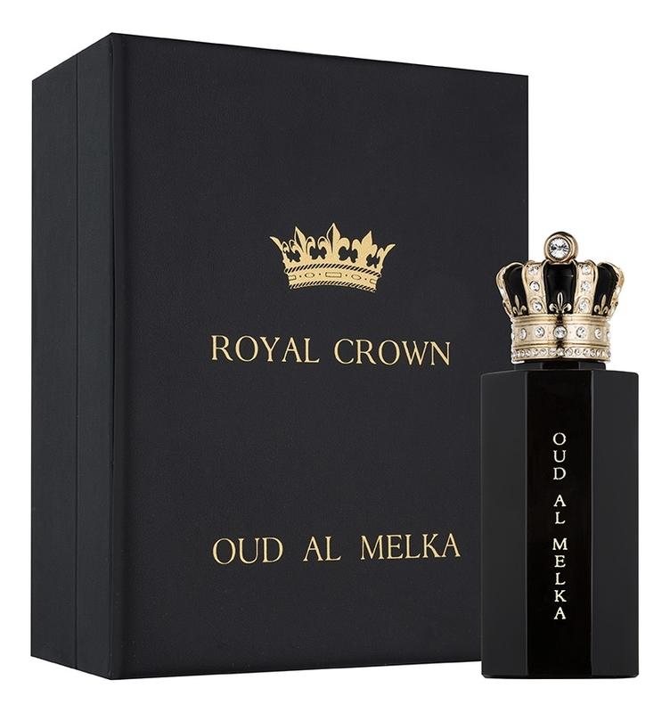 Royal Crown Oud Al Melka: парфюмерная вода 100мл