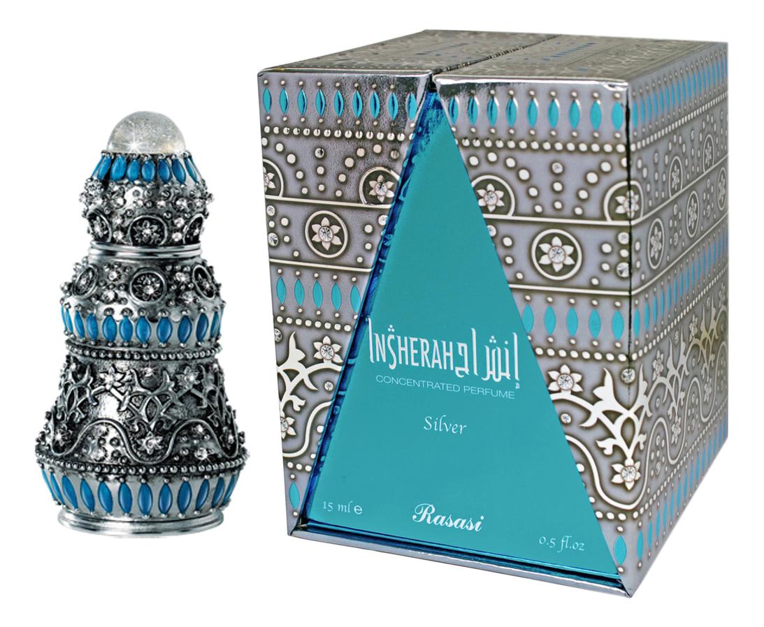 Insherah Silver: масляные духи 15мл kaan ya makaan масляные духи 15мл
