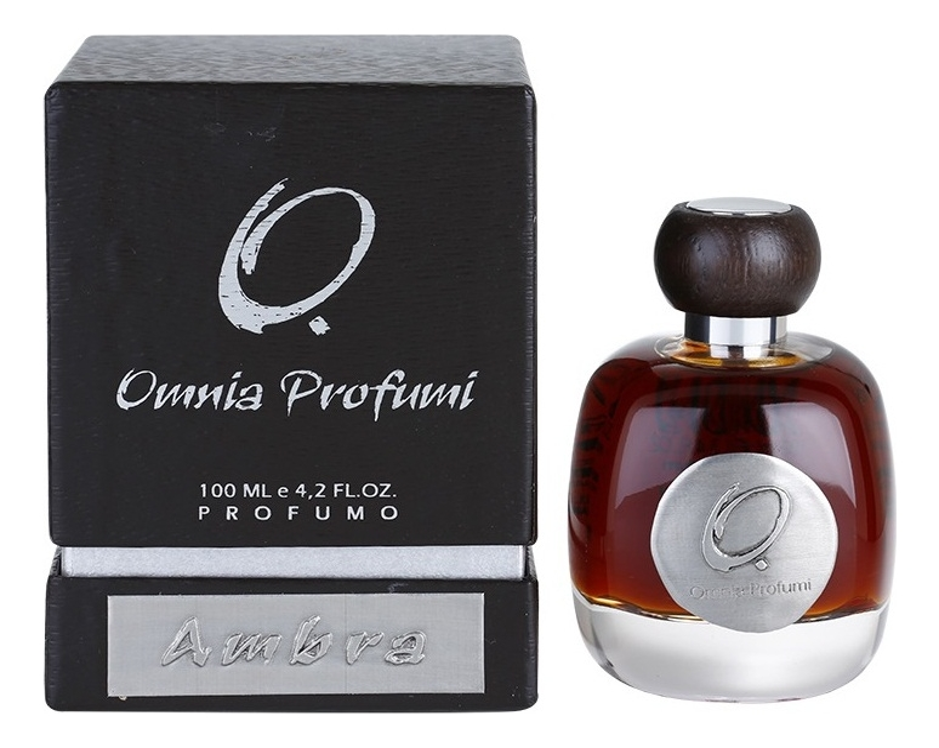 Omnia Profumi Ambra : парфюмерная вода 100мл бумажник omnia