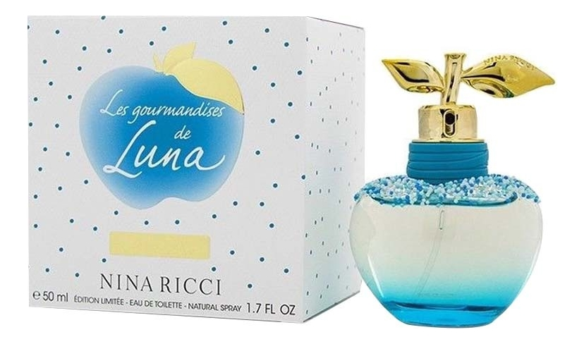 Купить Les Gourmandises de Luna: туалетная вода 50мл, Nina Ricci
