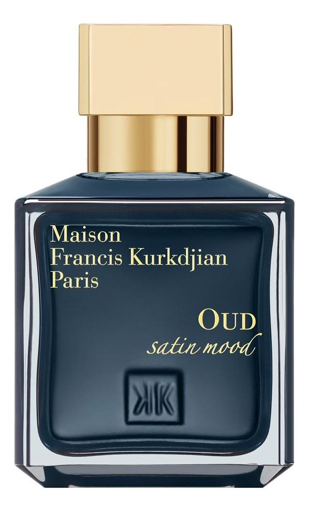 Francis Kurkdjian Oud Satin Mood: парфюмерная вода 2мл francis kurkdjian oud satin mood парфюмерная вода 2мл
