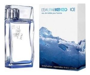 Купить L'Eau Par Kenzo ICE Pour Homme: туалетная вода 50мл