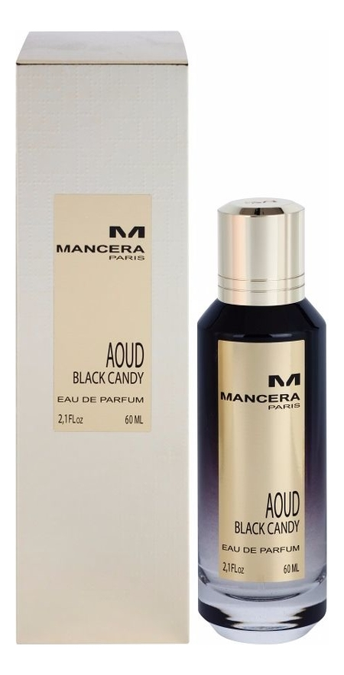 цена на Mancera Aoud Black Candy: парфюмерная вода 60мл
