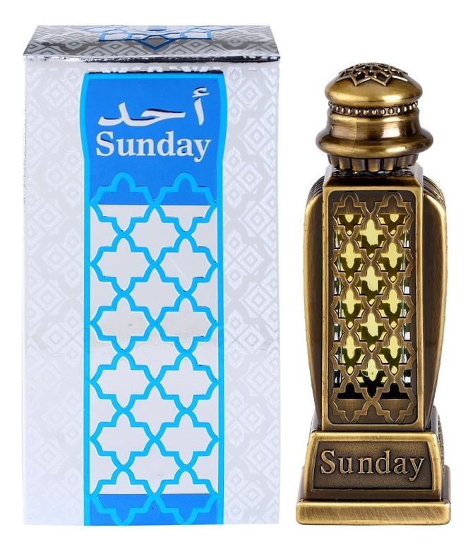 Sunday: масляные духи 15мл kaan ya makaan масляные духи 15мл