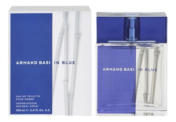 цена на Armand Basi In Blue pour homme: туалетная вода 100мл