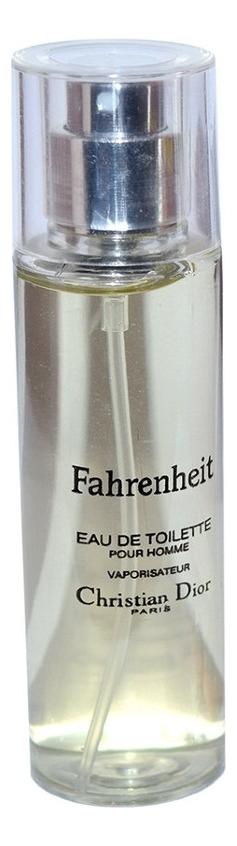 Christian Dior Fahrenheit: туалетная вода 40мл тестер christian dior fahrenheit absolute туалетная вода тестер 100 мл