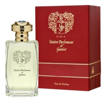 Maitre Parfumeur et Gantier Fraicheur Muskissime: парфюмерная вода 120мл maitre parfumeur et gantier jardin du nil парфюмерная вода 120мл тестер