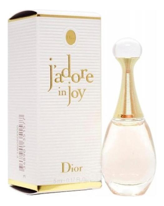 Фото - J'adore In Joy: туалетная вода 5мл dior joy perumed deodorant