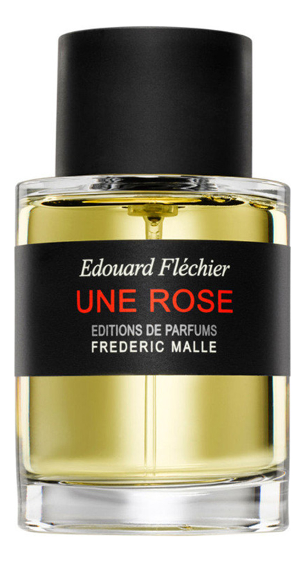 Frederic Malle Une Rose: парфюмерная вода 100мл тестер frederic malle the night парфюмерная вода 100мл