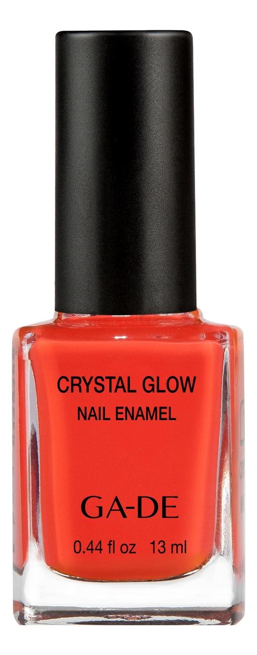 цена Лак для ногтей Crystal Glow Nail Enamel 13мл: 501 Tangerine Tango онлайн в 2017 году