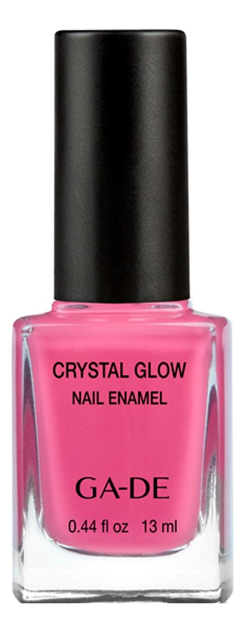 Лак для ногтей Crystal Glow Nail Enamel 13мл: 538 Punk Princess