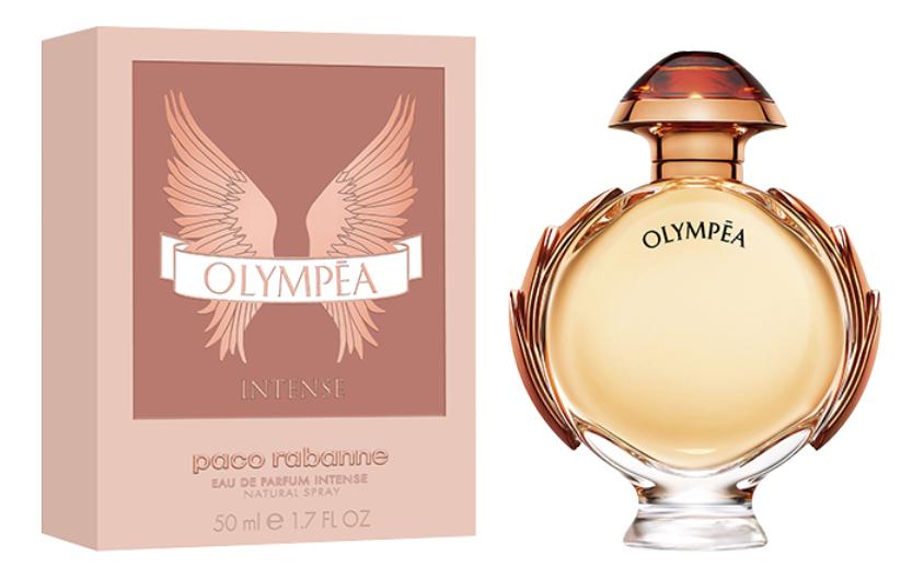 Фото - Olympea Intense: парфюмерная вода 50мл парфюмерная вода paco rabanne olympea onyx 80 мл