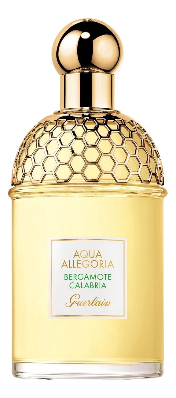Guerlain Aqua Allegoria Bergamote Calabria: туалетная вода 125мл тестер guerlain aqua allegoria pivoine magnifica туалетная вода 125мл тестер