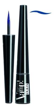 Подводка для глаз Vamp Definition Liner 2,5мл: 300 Deep Blue pupa подводка для глаз vamp definition liner оттенок 100 extrablack