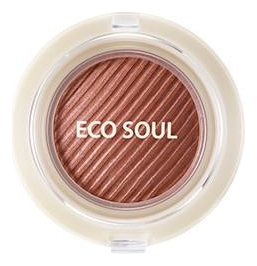 Тени гелевые для век Eco Soul Swag Jelly Shadow 4,8г: 03 Just A Moment