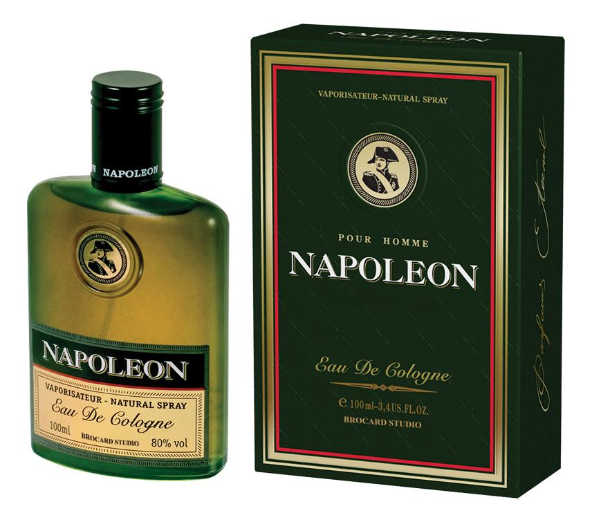 Napoleon: одеколон 100мл figuier ardent одеколон 100мл